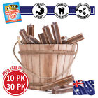 Extra Large Hard Beef Dental Sticks - 100% Australian Natural and Healthy Dog Tr
