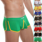 Big Sale! Men's Mini Boxer Briefs Underwear Bulge Pouch Boxer Trunks Underpants