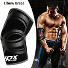 RDX Elbow Compression Support Sleeve Arm Brace Guard Protector Wrap Injury MMA