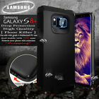 For Samsung Galaxy S6 S7 S8 Plus + Case Hard Armor Slim Protective Phone Cover