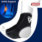 RDX A2 Gray Ankle Brace Support Neoprene Compression Sleeve Pain Relief