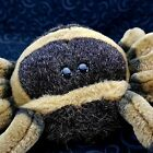"Tarantula Spider Plush Stuffed 13"" Creepy Toy Bestever Brown Bug Arachnophobia"