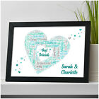PERSONALISED Christmas Gifts - Best Friend Present Mum Sister Daughter for Her
