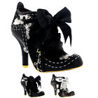Womens Irregular Choice Abigails Third Party High Heel Ankle Boots UK 3.5-8.5