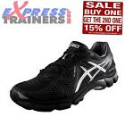 Asics Mens GT 2000 3 Premium 5 Star Running Shoes Gym Trainers Black *AUTHENTIC*