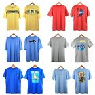 NEW Nautica Men's Double Graphic T-Shirt 100% Cotton Crew Tee Short Sleeve M-3XL