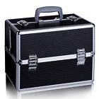 Portable Professional Makeup Case Beauty Cosmetic Case Jewellery Box Travel Bag