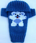 Medium Size Hand Made Dog Sweater Scottish Terrier Jack Russell Terrier