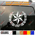 Used, Israel Police Force Israeli  Military Army Car Decal Sticker for sale  Shipping to Canada