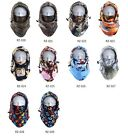 3D Wind Woodland Camouflage Hunting Warm Full Face Winter Ski Mask Beanie Hat