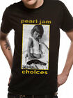 Official Pearl Jam (Choices) T-shirt - All sizes