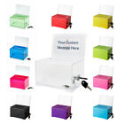 Kyпить Adir Acrylic Suggestion Box 637 Donation Ballot Box W/ Lock Multiple Colors на еВаy.соm