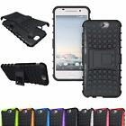 For HTC One A9 Black Case Slim Box Fit Hard & Soft Hybrid Protective Phone Cover