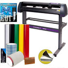 USCutter Vinyl Cutter Best Value Sign Cutting Making Kit w VinylMaster Cut -SALE