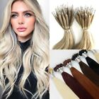 "Ombre/Dip Dye Pre bonded I/TIP U/tip 18"", 20"" 100% human Remy Hair Extensions 1g"