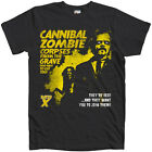 Mens B Movie T Shirt - Cannibal Zombies