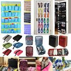 Portable Travel Shoe Bag Tidy Makeup Storage Pouch Holder Box Case Organizer