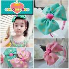 Cute Fashion Lovely Bow HeadBand Hairpin Hair Clip for Girl Kids Christmas Gift