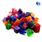 18 Colours of Pre Coloured Paraffin Wax Cubes for Candle Making 100 g - 1.5 Kg