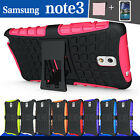 Heavy Duty Silicone Hard TPU Case Cover Skin For Samsung Note3 N900
