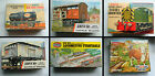 VINTAGE MODEL KITS H0/00 AIRFIX  CATTLE MINERAL WAGON RAILWAY