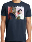 PubliciTeeZ Funny Star Wars Chewbacca Princess Leia backstage T-shirt S-7XL $24.99 USD