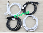 6ft/3ft Micro USB Data Sync Charger V8 Cable Cord for Cell Phone Samsung Galaxy