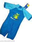 Baby Boys UV 40+ Sun safe Swimsuit Swimming Costume Sunsuit NEW  6mth - 6 yrs