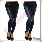 Sexy Women's Skinny Treggings Ladies Everyday Trousers Size 6,8,10,12,14 UK