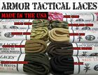 Armor Tactical Laces    Hoodie String Replacement Draw String Pack of 2 NEW