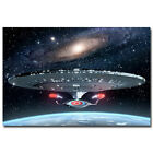 "Star Trek Classic Movie Silk Poster 12x18"" 24x36"" U.S.S. Enterprise 003"