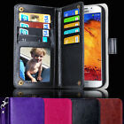 Samsung Galaxy Note4  N910 N910F N910X Case Magnet Leather Wallet Cover