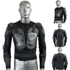 Protective Motorcycle Body Armor Jacket Riding Biking Off-Road Racing Gear