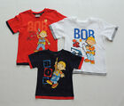 BOB THE BUILDER T-SHIRT SIZE 92 98 104 110 116
