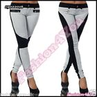 Sexy Women's Trousers Ladies Treggings Skinny Casual Pants Size 6,8,10,12,14,16