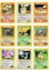 RARE POKEMON - Gym Heroes - UNCOMMON CARDS - U PICK - PACK FRESH