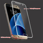 Full Curved Cover LCD Screen Protector Film Clear for Samsung Galaxy S7 /S7 Edge