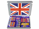 ANY OCCASION Personalised British Union Jack Large Chocolate Box Gift Hamper