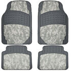 Digital Camo Hunting Camo Set Camouflage Car Front Rear Rubber Floor Mats