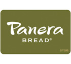 Panera Bread Gift Card - $25 $50 $100 - Email delivery <br/> US Only. Delivered in minutes (Exceptions apply)