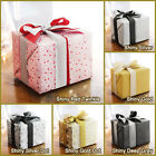 10 sheets Metallic Gift wrapping paper Holiday Jewelry, Birthday  -Shiny Twinkle