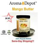 Raw Mango Butter 100% Organic Natural Pure 2 oz. to 10 lb. Free Shipping