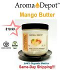 Raw Mango Butter Organic Natural 100% Pure 2oz to 10lb Raw Unrefined Top Quality