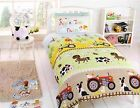 Kidz Apple Tree Farm Multi Duvet Set Single & Double