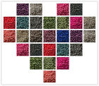 Wholesale!10000pcs 1.5mm-4mm no hole Pearl Round Spacer Loose Beads 16 color