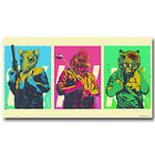 Hotline Miami Vintage Action Game Silk Poster 13x24 20x36inch 007 $13.29 USD
