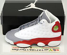 Nike Air Jordan 13 Retro XIII GS Grey Toe White Red 414574-126 US 3.5~4.5Y AJ13