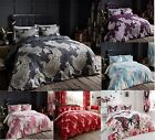 Paisley Crescent Duvet Quilt Cover With Pillow Cases Bedding Set All Uk size