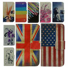 For HTC/Huawei/Lenovo/LG/Nokia/Samsung/Sony/Alcatel PU Leather Phone Case Cover