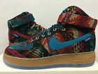 NIKE AIR FORCE 1 HIGH JOHN GEIGER X GB THE TIME TRAVELER WHAT THE PENDLETON 8.5